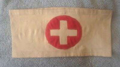Ww2 German Medical Armband In Great Condition