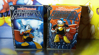 Comic Sammlung 2 LTB SET PHANTOMIAS ULTIMATE Nr 11 & 10 in TOP!