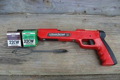 ITW Ramset  Red Head 721 Powder Actuated Tool Nail Gun