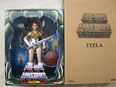 Masters of the Universe Classics Filmation Teela