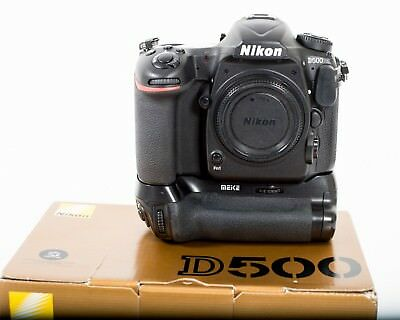 Nikon D500 20.9MP Digital SLR Camera Body +Excellent condition