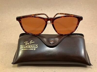 Vintage Ray Ban Traditionals Style 1 Chromax W1701 B-20 B&L Bausch Lomb USA