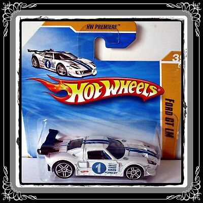 Hot Wheels Premiere 2009 - * Ford Gt - Lm *