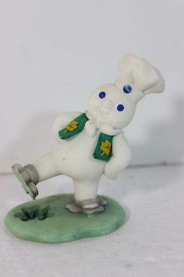 Pillsbury Doughboy Calendar Figure Danbury Mint RARE REPLACEMENT-MARCH CUTE!