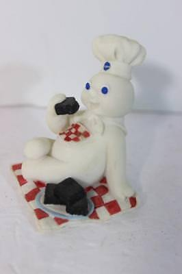 Pillsbury Doughboy Calendar Figure Danbury Mint RARE REPLACEMENT-MAY CUTE!