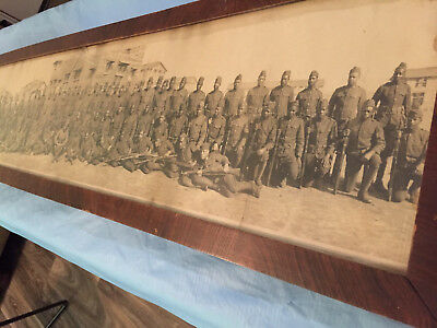 WWI African American Soldiers (92nd Div., 317th Amm) Original Photo (Vintage)