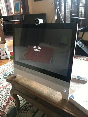 Cisco CP-DX80-K9 23in 1080p Touchscreen Video Conference System DX80
