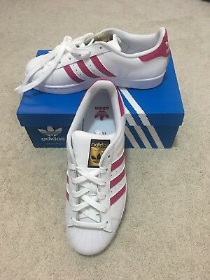 Adidas Originals Superstar Shoes Kids 5.5