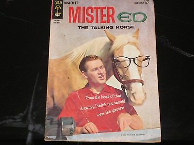 Mister Ed #5 1963 Poor Condition