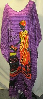 African style new design long caftan dress or night gown