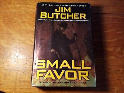 Small favor the dresden files book 10 by jim butcher 633 first edition 1st dresden files small favor 10 by jim butcher 2008 hardcover fandeluxe Image collections
