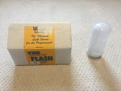 400W Flash Tube WK95 or A16  fits Photogenic etc Used
