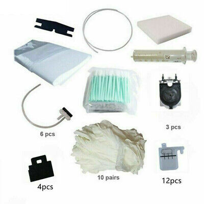 Inkjet Maintenance Kit Cleaning Kit for Roland XC-540 XJ-640 XJ-740 FJ-540 SC540