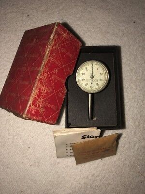 KENT MOORE No.196B DIAL TEST INDICATOR  MACHINIST TOOLS