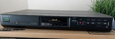 SONY EV-C20 Video8 8mm Video 8 HiFi Stereo Player Recorder VCR Deck EXCELLENT
