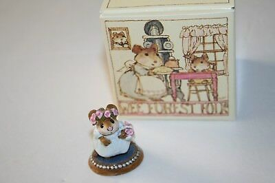 Wee Forest Folk C-06 Flower Girls (Cinderella Series) WFF Mice Mouse figurine