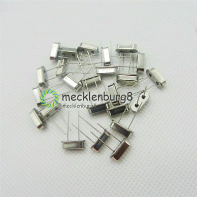 20PCS NEW 20.000MHZ 20MHZ 20M HZ HC-49S Crystal Oscillator NEW