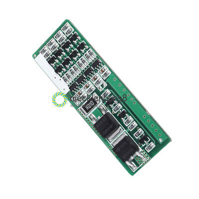 4S 8A Polymer Lithium Battery Charger PCB Li-ion Charging Protection Board New