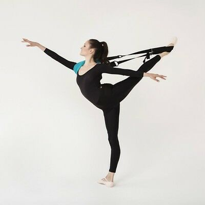 FS1 Flexistretcher  Black  Ballet, Stretch, Yoga, Pre Owned, Comes with guide