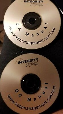 Integrity management, Doctor of Chiropractic and Chiropractic Assistant Manual