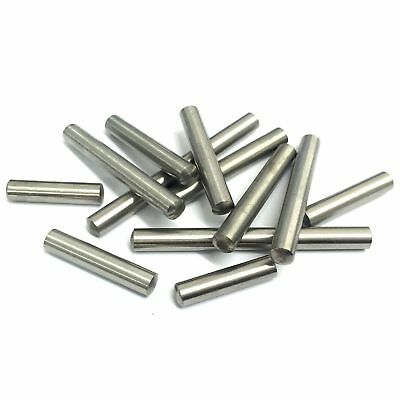 M10 10mm M12 12mm Metric Dowel Pins Locating Retaining Rod A2 Stainless Steel