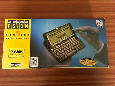 Psion Series 5 Handheld Computer 8MB RAM NEW & BOXED