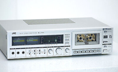 JVC KD-A7 Vintage High-End Cassette Tape Deck Top-Zust.! Revidiert+1J.Garantie!