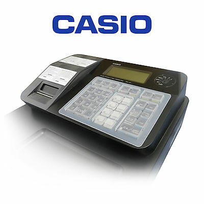 Splash Cover Casio SE-S10 SES10 Cash Register Protective Keyboard Wetcover