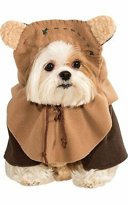 OBENBOX Rubies Costume Star Wars Collection Pet Costume, Large, Ewok