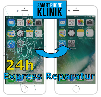 iPhone 6 Display Reparatur LCD Glas Austausch Komplette Displayeinheit