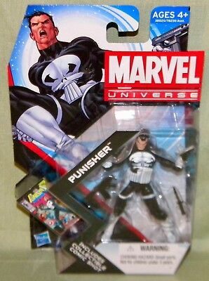 "Marvel Universe PUNISHER #013 Series 4 2013 3.75"" Action Figure"