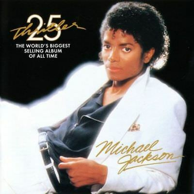 Michael Jackson - Thriller - 25 The World's Biggest Selling Albun Of All Time [