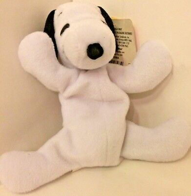 """Snoopy And Friends Collectible 9"""" Plush Beanie"""