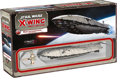 Star Wars: X-Wing - Rebellentransporter • Erweiterungspack DEUTSCH