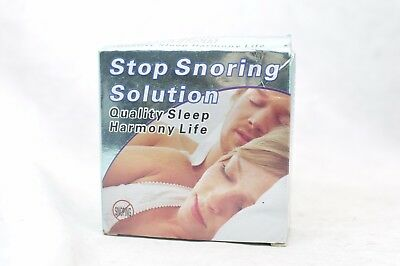 Stop Snoring Solution Mouthpiece Anti Snore Guard *