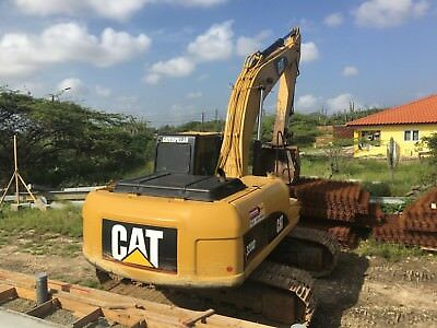 Cat Caterpillar 320D 2007 Excavator 8,900 Hours