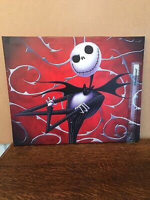 Nightmare Before Christmas Jack Canvas