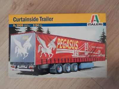 revell 07544 fahrgestell vom reefer trailer. Black Bedroom Furniture Sets. Home Design Ideas