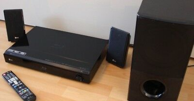LG HB44A Home Cinema Theater System 2.1 Full-HD 1080p Blu-Ray Ethernet