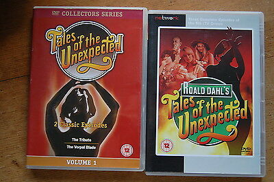 Tales of the Unexpected. DVD