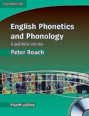 English Phonetics and Phonology Paperback with Audio CDs (2) von Peter Roach