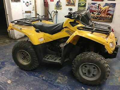 CAN AM QUAD Can-Am 2005 800cc