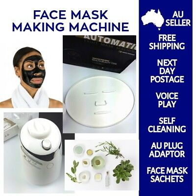 Face Mask Making Machine Home Beauty Skin Care Fruit Masque EBAY ONLY! AU Seller