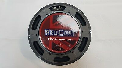 "Eminence Red Coat The Governor 12"" 16 Ohm 75W UK Voiced Guitar Speaker"