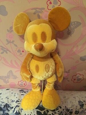Disney Store Mickey Mouse Memories February plush soft toy BNWT Mint condition