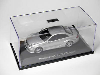 Mercedes CLK DTM AMG Coupe Street silber argentin silver metallic, Kyosho 1:43!