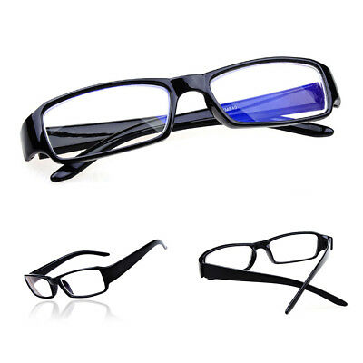 Blue Membrane Coating -1.0 Nearsighted Glasses Ultra-light Black Myopia