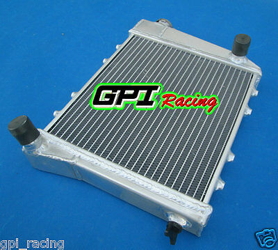 Alloy Aluminum Radiator Fit For 67-91 Austin/rover Mini Cooper Usa Ship