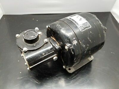 Bodine Electric Company Gear Motor 24Y0BEPM 115 Volts 1//42 HP 0.25 AMPS 4000 RPM