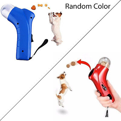 Pet Treat Launcher, Dog Training Toy - Fast Free Shipping
